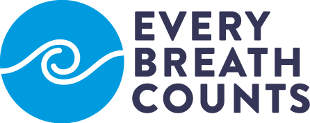 Every Breath Counts logo