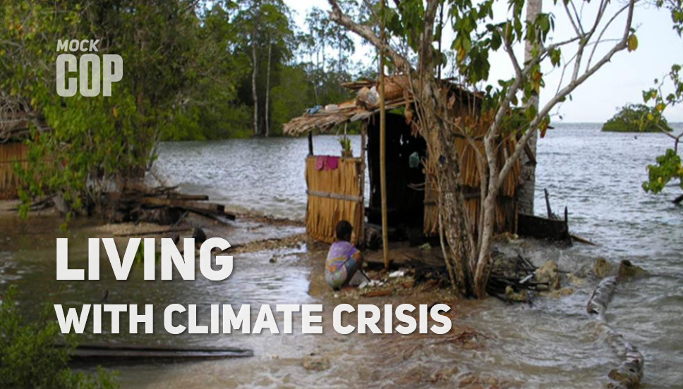 Living with climate crisis